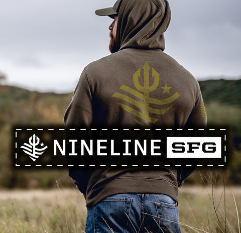Salty Frog Gear proudly presented by Nine Line Apparel