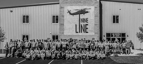 Nine Line Apparel employees