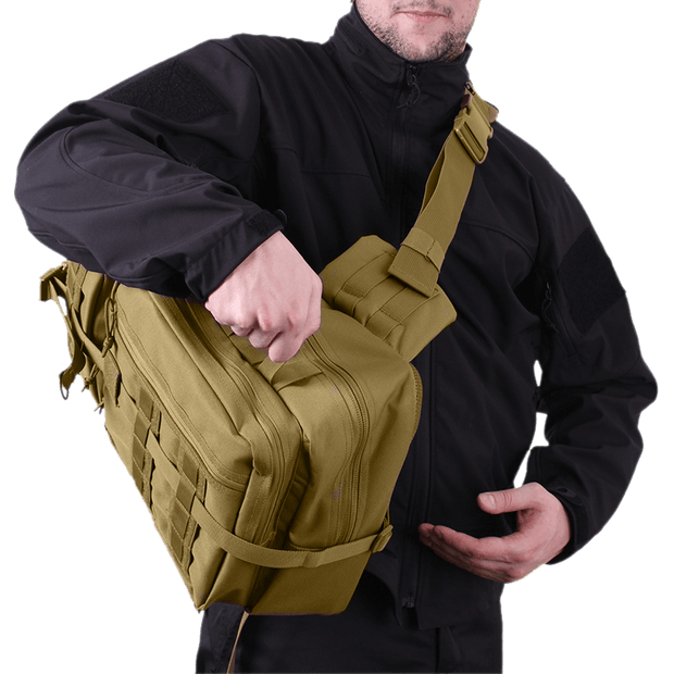 Concealed Carry Transport Backpack