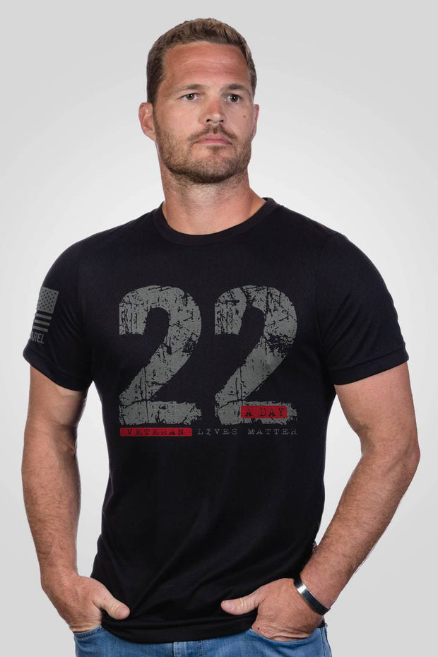 Performance Tee - 22 A Day