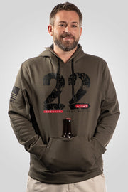 Tailgater Hoodie - 22 A Day