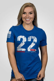 Women's Relaxed Fit T-Shirt - 22 A Day
