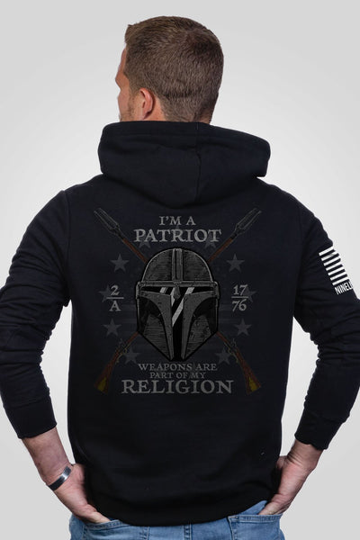 Hoodie - 2A My Religion