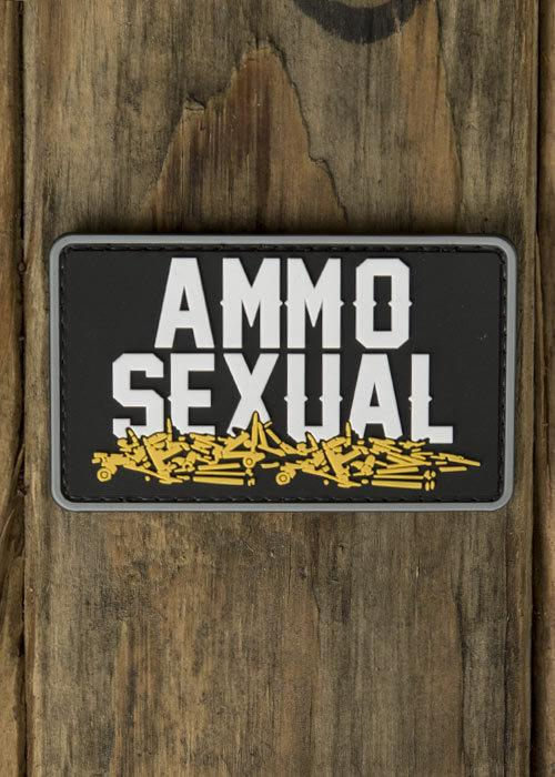 Ammosexual PVC Patch