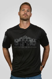 Men's Moisture Wicking T-Shirt - Alamo