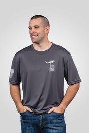 Men's Moisture Wicking T-Shirt - America