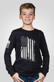 Youth Long Sleeve - America