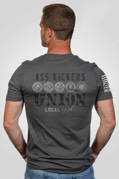 Men's T-Shirt - Ass Kickers [Patriots Club Exclusive]