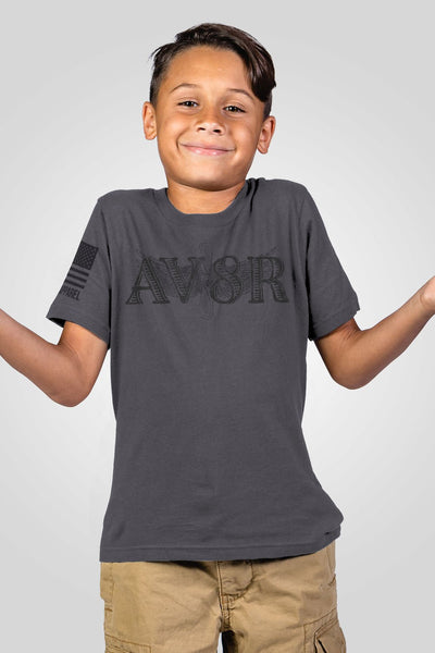 Youth T-Shirt - Ryan Weaver AV8R