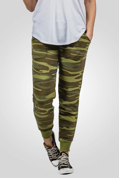 Relaxed Fit Fleece Joggers