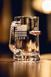 American Made 50cal Beer Mug