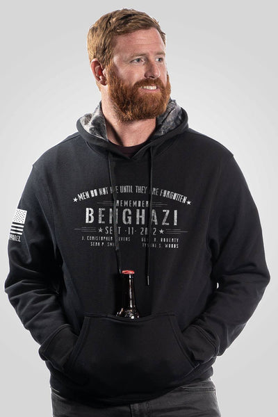 Overwatch Tailgater Hoodie - Benghazi [ON SALE]