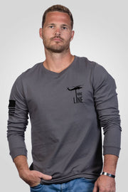 Men's Long Sleeve - Boba Labe