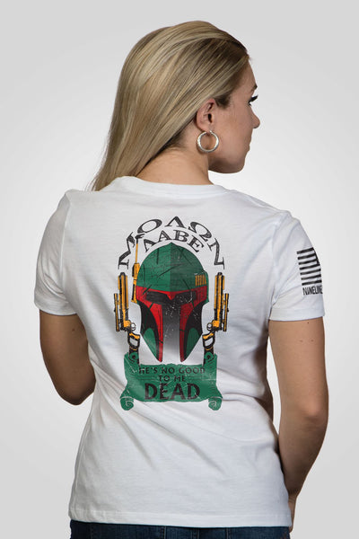 Women's Relaxed Fit T-Shirt - Boba Labe