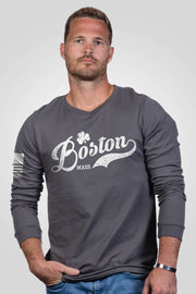 Men's Long Sleeve - Boston