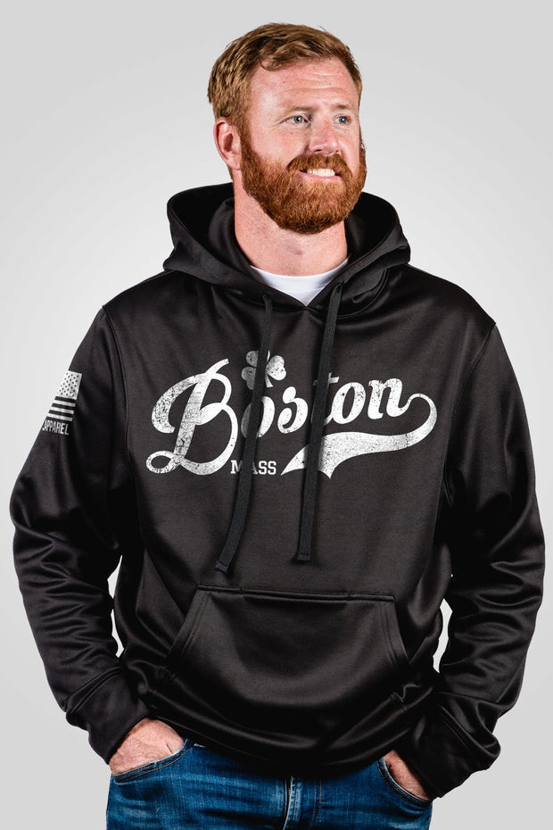 Athletic Tailgater Hoodie - Boston