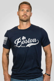 Men's T-Shirt - Boston