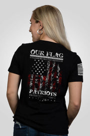 Women's Relaxed Fit T-Shirt - Breath of Patriots v2