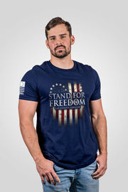 Men's T-Shirt - Betsy Ross - Stand