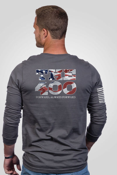 Men's Long Sleeve - BC The 400