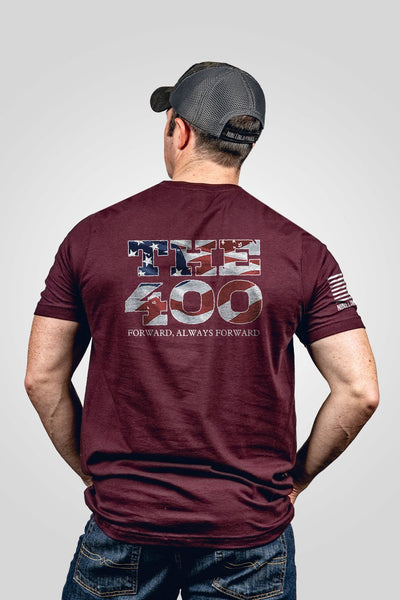 Seasonal Men's T-Shirt - BC The 400