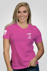 Women's Relaxed Fit T-Shirt - Breast Cancer Awareness