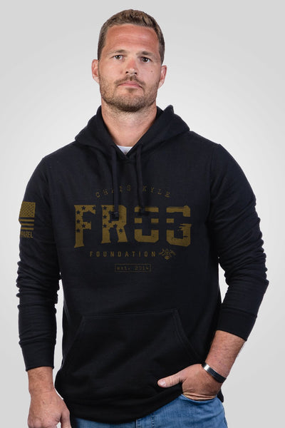 Hoodie - Chris Kyle Frog Foundation
