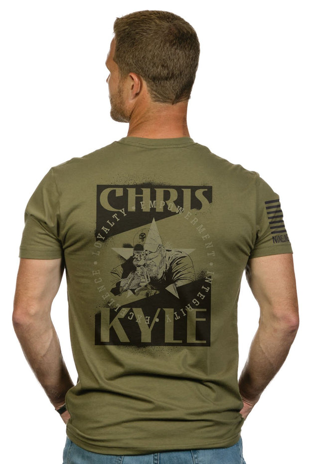 Men's T-Shirt - Chris Kyle Loyalty