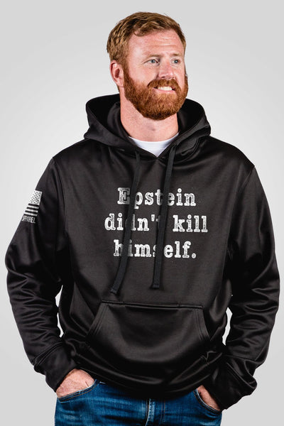 Athletic Tailgater Hoodie - Chad Prather - Epstein