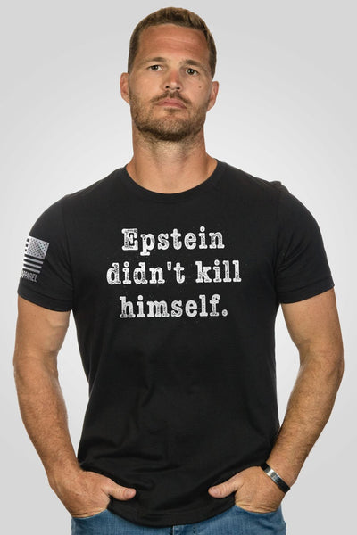 Men's T-Shirt - Chad Prather - Epstein