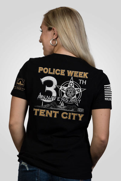 Women's Relaxed Fit T-Shirt - DC Tent City