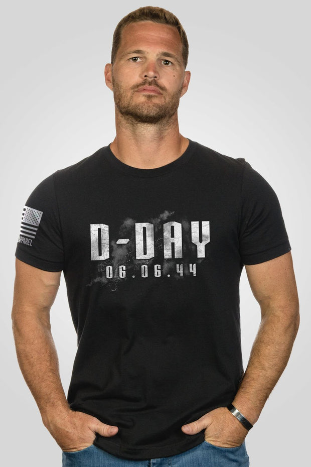 Men's T-Shirt - DDay 75th