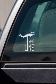 Vinyl Decal - Drop Line