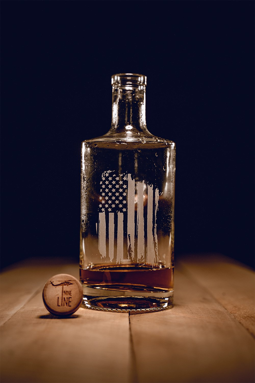 American Made Decanter