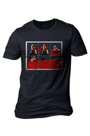 Men's T-Shirt - Dustin Rhodes Comic