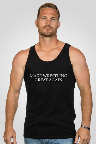 Jersey Tank - Dustin Rhodes - Make Wrestling Great Again
