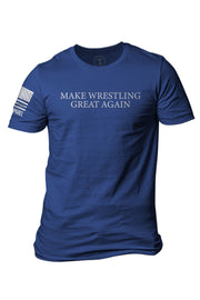 Men's T-Shirt - Make Wrestling Great Again