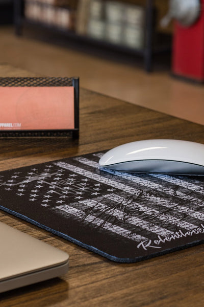 American Drop Line - Mouse Pad