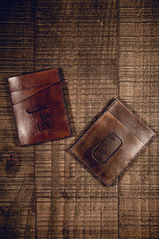 American Made Leather Wallet
