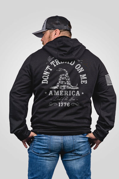 Tailgater Hoodie - Don't Tread On Me