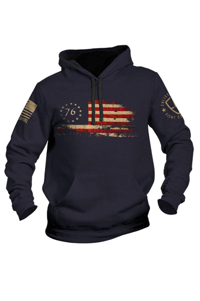 Enlisted Nine Hoodie - 76' Flag