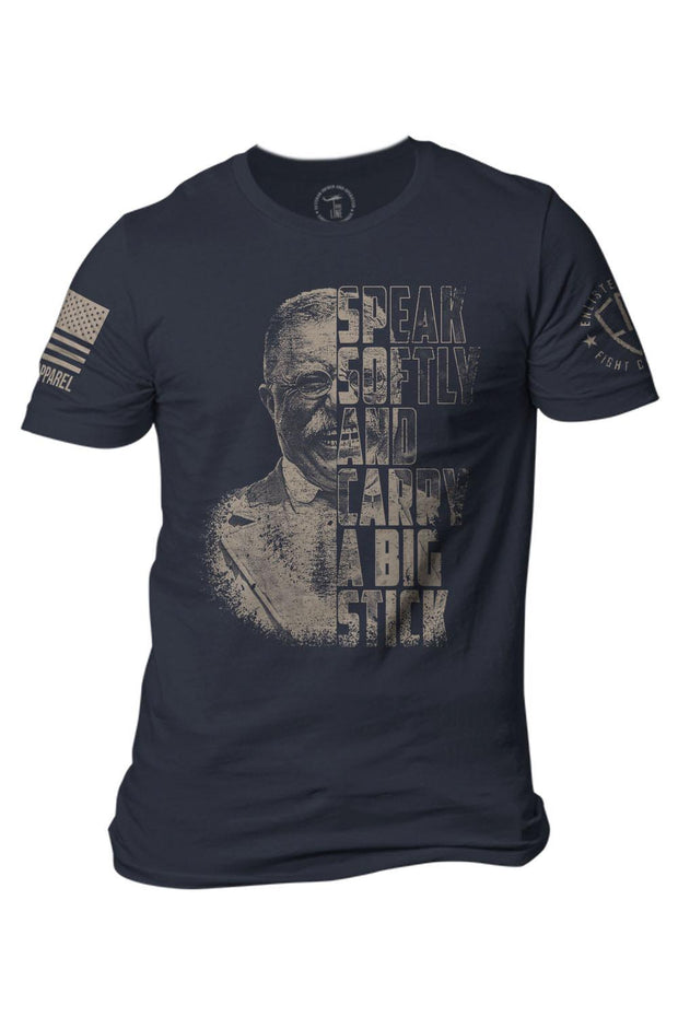 Enlisted 9 - Men's T-Shirt - Teddy