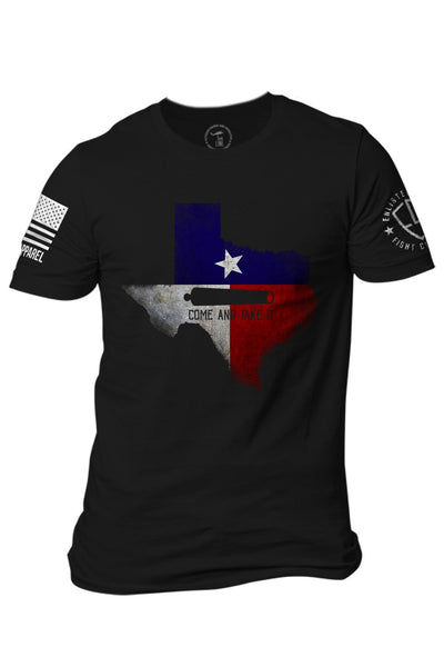 Enlisted 9 - Men's T-Shirt - Texas Come and Take It