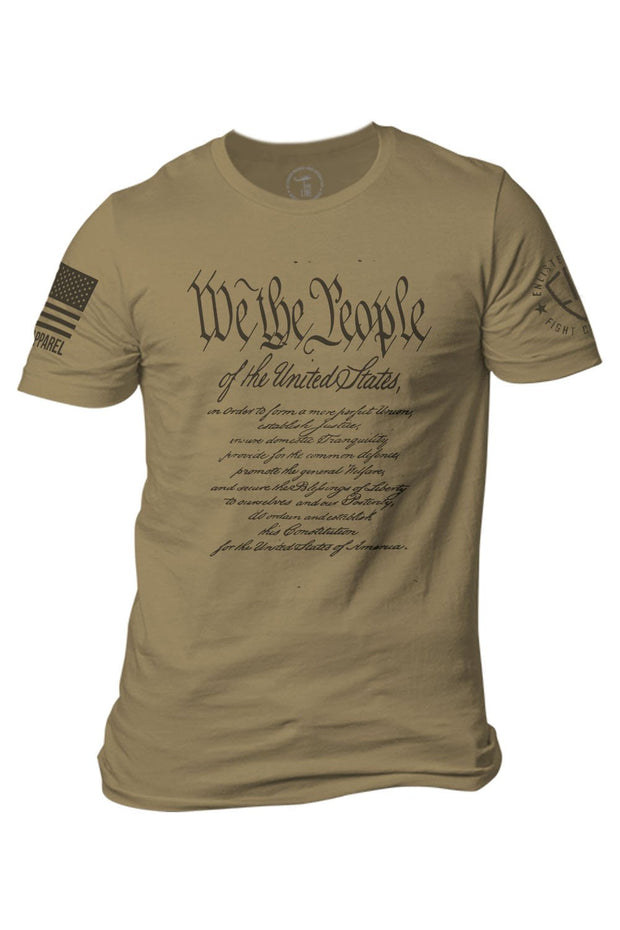 Men's T-Shirt - Enlisted 9 We The People