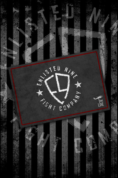 Enlisted Nine Fight Company – Nine Line Apparel