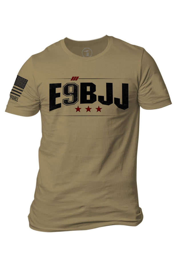 Men's T-Shirt - E9 Brazilian Jiu-Jitsu