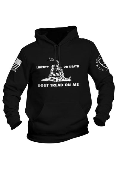 Enlisted Nine Hoodie - Liberty or Death