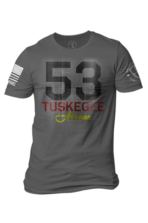 Men's T-Shirt - Enlisted 9 - Tuskegee