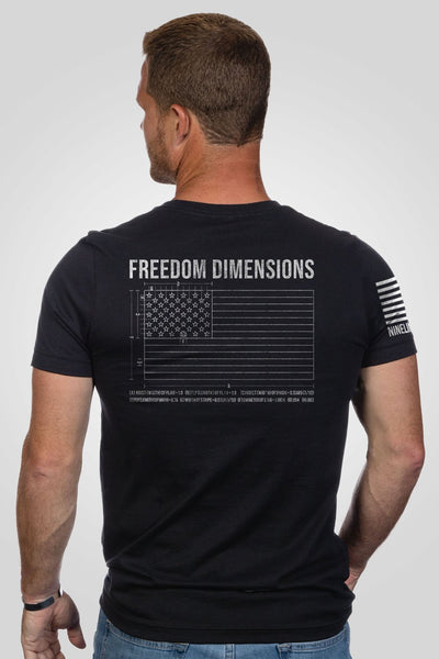Men's T-Shirt - Freedom Dimension