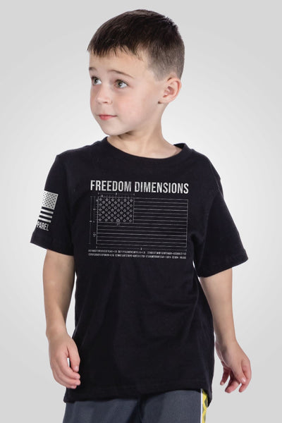 Youth T-Shirt - Freedom Dimensions